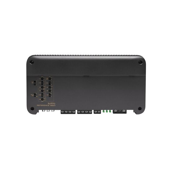 Reference 7005A - Black - High performance 5 channel car amplifier - Detailshot 3