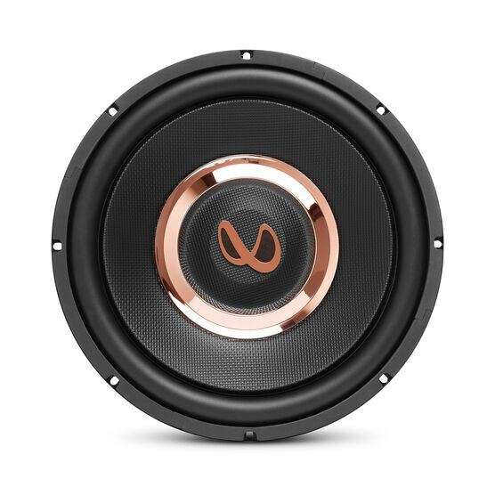 "Primus 1270 - Black - 12"" (300mm)  High-performance Car Subwoofer - Front"