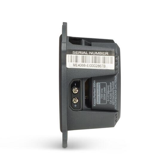 "Perfect 300M - Black - 3-1/2"" (88mm) extreme-performance midrange speaker - Detailshot 1"