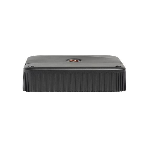 Reference 6001A - Black - High performance mono subwoofer car amplifier - Front