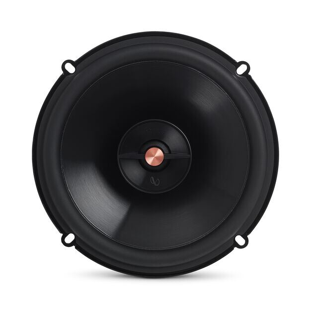 "PR6512IS - Black - 6-1/2"" (160mm) two-way multielement speaker - Front"