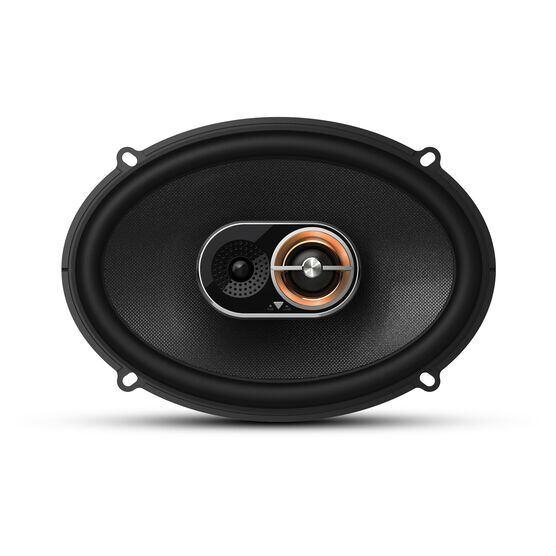 """KAPPA 93IX - Black - 6"""" x 9"""" three-way car audio multi-element speaker - Detailshot 1"""