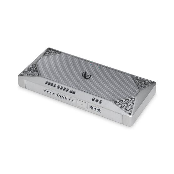Infinity Marine M4555A - Silver - Multi-element high-performance, 5-channel amplifier - Detailshot 3