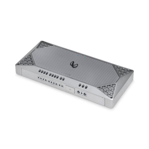 Infinity Marine M4555A - Silver - Multi-element high-performance, 5-channel amplifier - Detailshot 3
