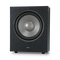 "Reference SUB R12 - Black - 12"" 300 Watt Powered Subwoofer - Detailshot 1"