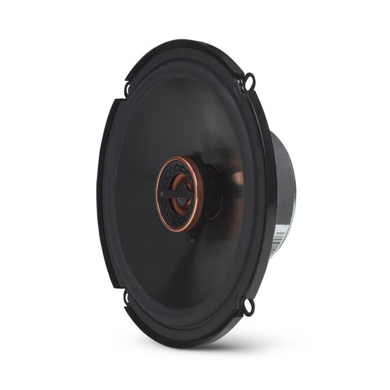 "Reference 6532ex - Black - 6-1/2"" (160mm) shallow-mount coaxial car speaker, 165W - Detailshot 2"