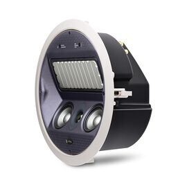 ERS 610 - Black - 3-Way, In-Ceiling, Home Theater Loudspeaker - Hero