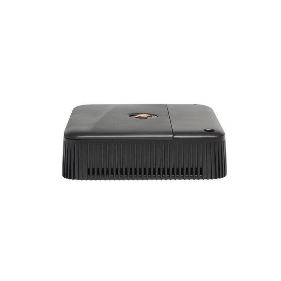 Reference 6001A - Black - High performance mono subwoofer car amplifier - Detailshot 1