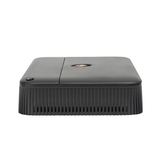 Reference 3004A - Black - High performance 4 channel car amplifier - Left