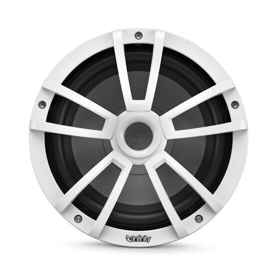 "Reference 1022MLW - White Gloss - Reference 1022MLW—10"" (250mm) marine audio subwoofer - white - Front"