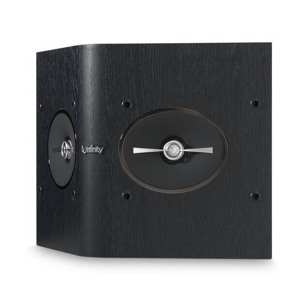 "Reference RS152 - Black - 5-1/2"" 2-Way Surround Channel Loudspeakers - Detailshot 1"
