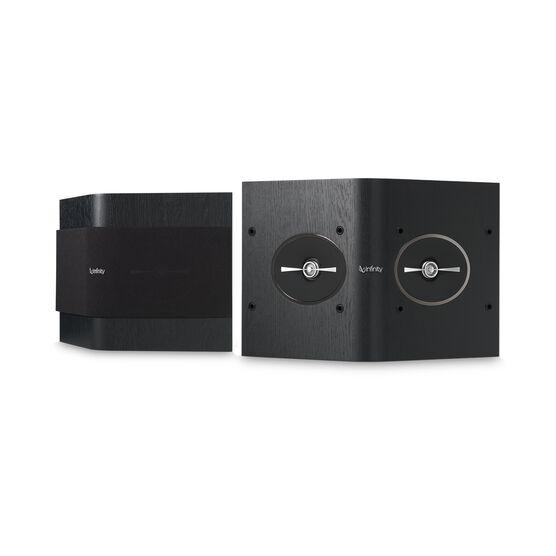 "Reference RS152 - Black - 5-1/2"" 2-Way Surround Channel Loudspeakers - Hero"