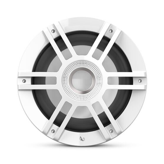 "Kappa 1010M - White - one 10"" (250mm) woofer - Detailshot 5"