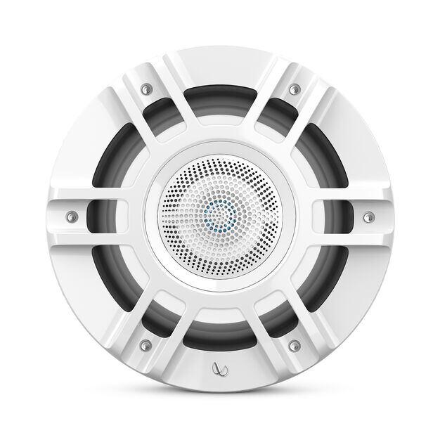 "Kappa 8130M - White - one pair 8"" (200mm) 3-way convertible - Detailshot 5"