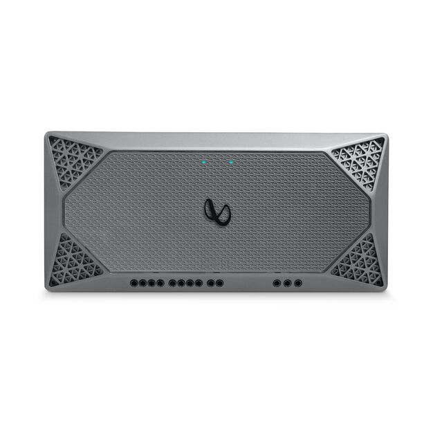 Infinity Marine M4555A - Silver - Multi-element high-performance, 5-channel amplifier - Detailshot 1