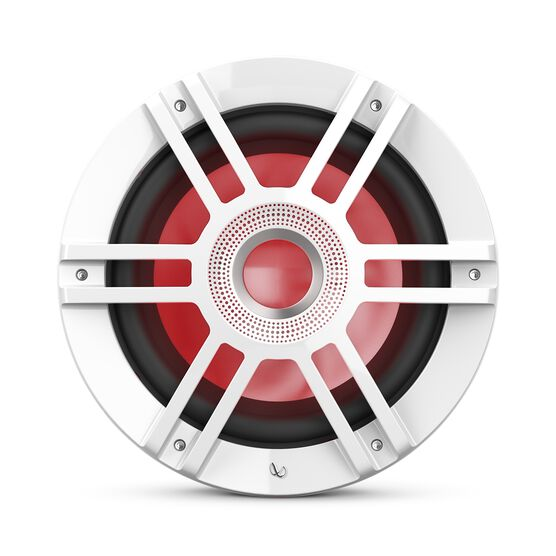 "Kappa 1010M - White - one 10"" (250mm) woofer - Detailshot 3"