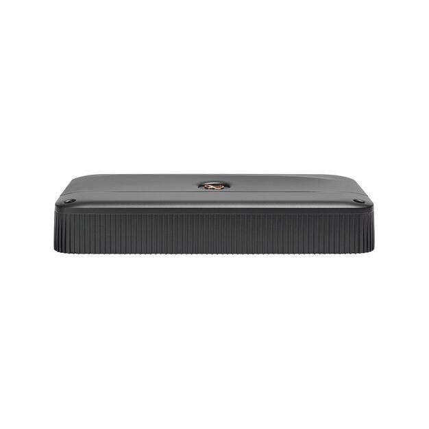 Reference 3004A - Black - High performance 4 channel car amplifier - Front