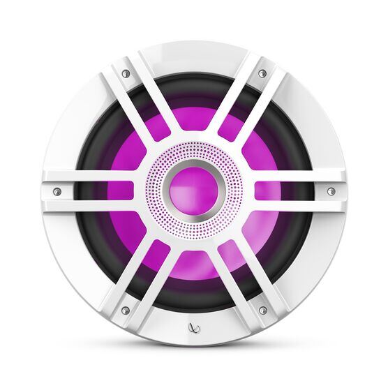 "Kappa 1010M - White - one 10"" (250mm) woofer - Detailshot 4"