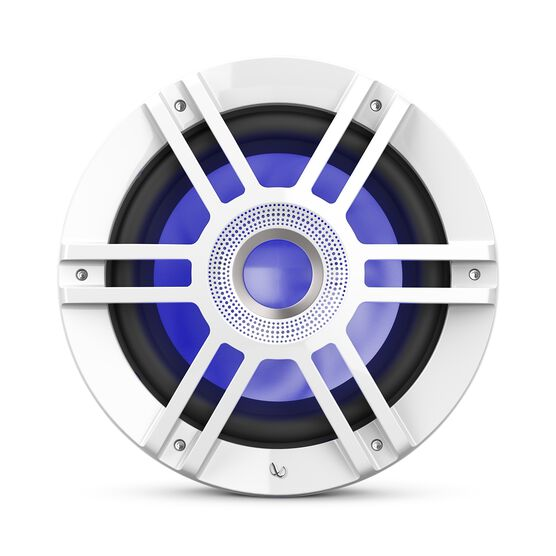 "Kappa 1010M - White - one 10"" (250mm) woofer - Detailshot 1"