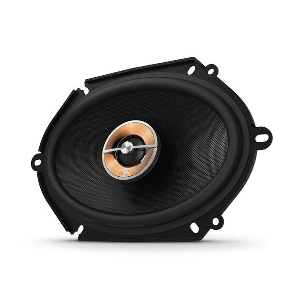 "KAPPA 86CFX - Black - 6"" x 8"" two-way car audio multi-element speaker - Hero"
