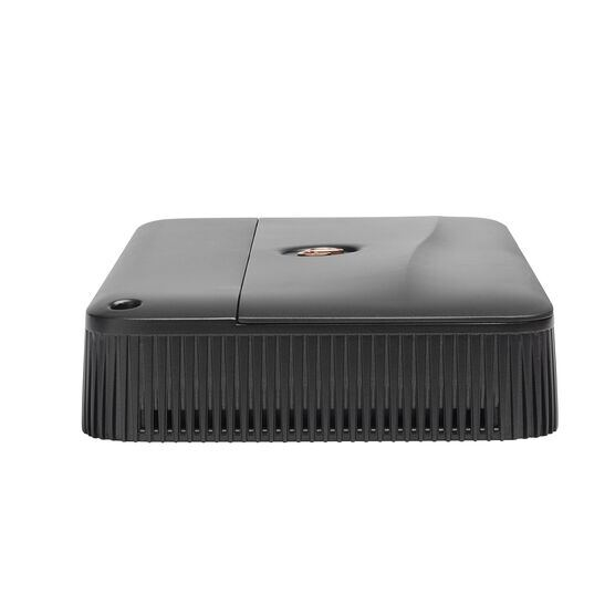 Reference 10001A - Black - High performance mono subwoofer car amplifier - Left