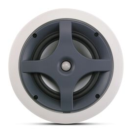 ERS 310 - White - 2-Way 8 inch Round In-Ceiling Speaker - Hero