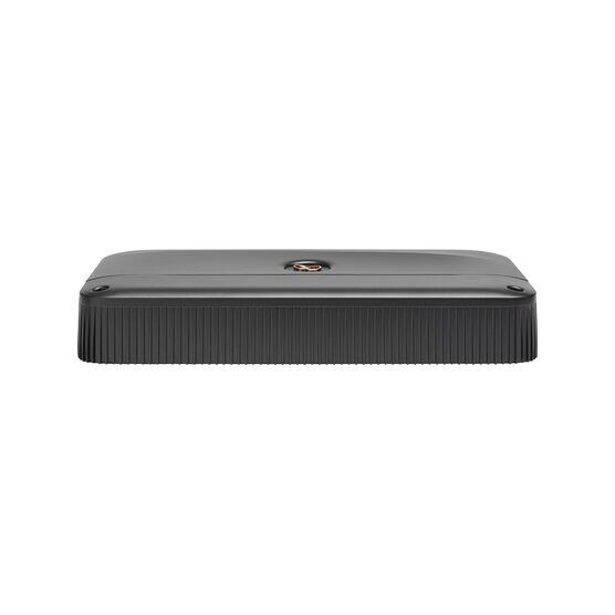 Reference 10001A - Black - High performance mono subwoofer car amplifier - Front