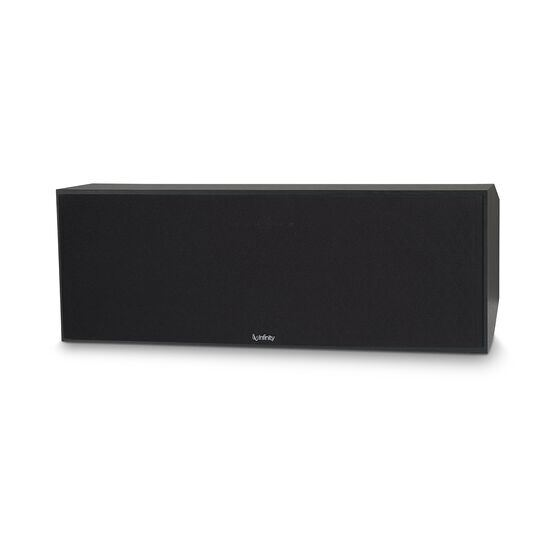 "Reference RC263 - Black - Dual 6-1/2"" 3-Way Center Channel Loudspeaker - Hero"