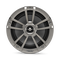 "Reference 622MLT - Graphite - Reference 622MLT—6-1/2"" (160mm) two-way marine audio multi-element speaker – titanium - Front"