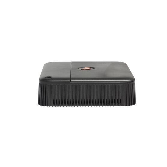 Reference 6001A - Black - High performance mono subwoofer car amplifier - Left